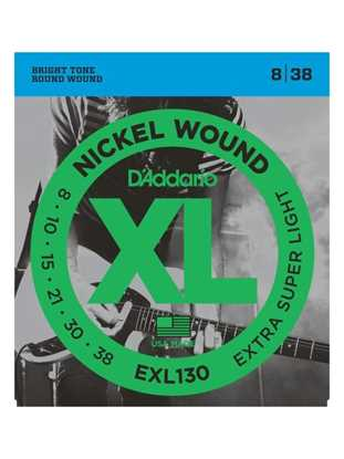 D'Addario EXL130 Extra-Super Light