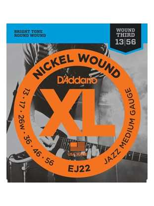 D'Addario EJ22 (Jazz Medium)