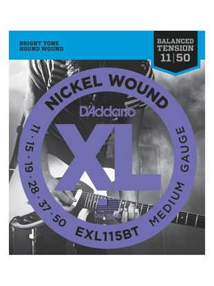 D'Addario EXL115BT Balanced Tension
