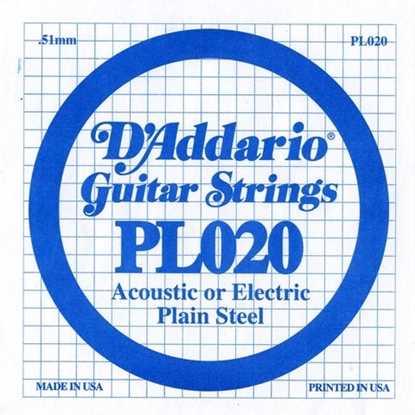 D'Addario PL020