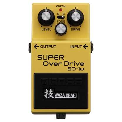 BOSS SD1W Super Overdrive