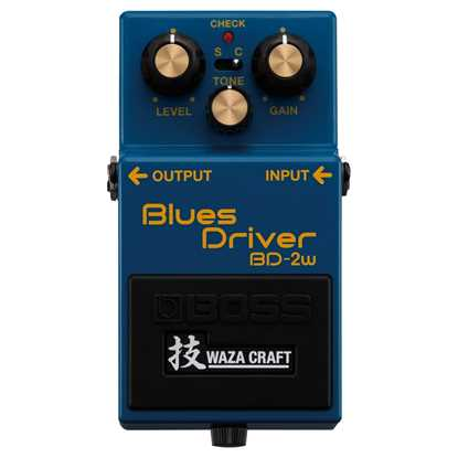 BOSS BD2W Blues Driver
