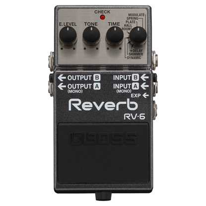 BOSS RV6 Reverb