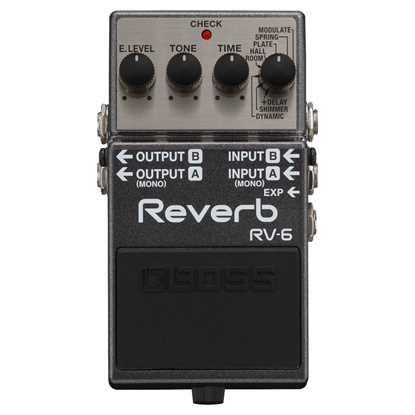 BOSS RV6 Reverb