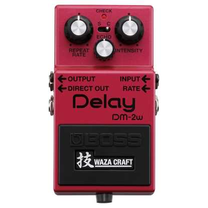 BOSS DM2W Delay