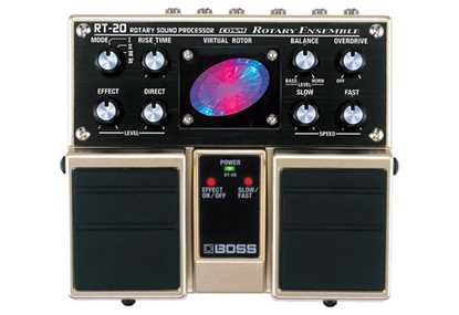 BOSS RT20 Rotary Sound Processor
