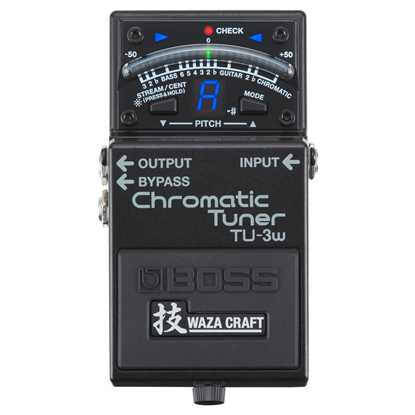 BOSS TU3W Chromatic Tuner