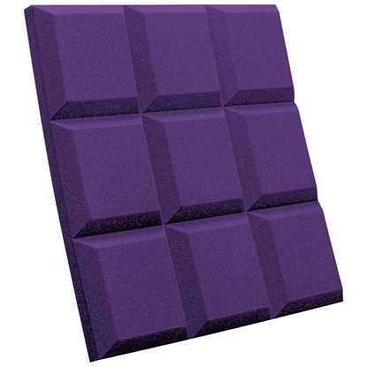 """Auralex SonoFlat Grid 2"""" Purple"""