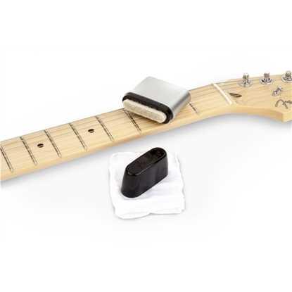 Fender Speed Slick Guitar String Cleaner Black/Silver