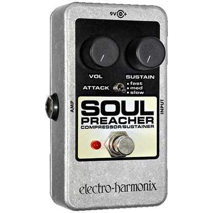 Electro Harmonix Soul Preacher Compressor/Sustainer