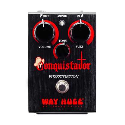 Jim Dunlop Way Huge® Conquistador™ Fuzzstortion WHE406