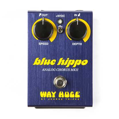 Jim Dunlop Way Huge® Blue Hippo™ Chorus