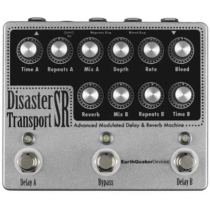 Earthquaker Devices Disaster Transport SR™