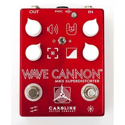 Caroline Guitar Company Wave Cannon® MKII
