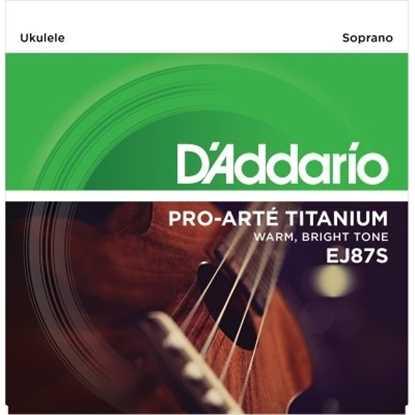 D'Addario EJ87S