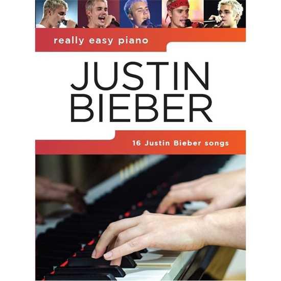 Really Easy Piano Justin Bieber