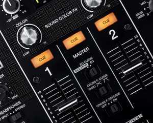 Bild för kategori DJ-mixers