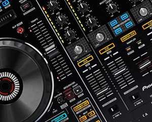 Bild för kategori DJ