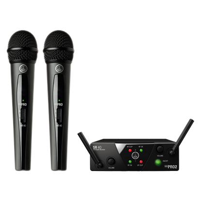 Bild på AKG WMS40 Mini Dual Vocal Set