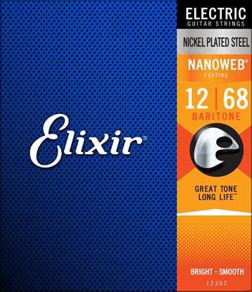 Elixir Nanoweb® Baritone 012-068