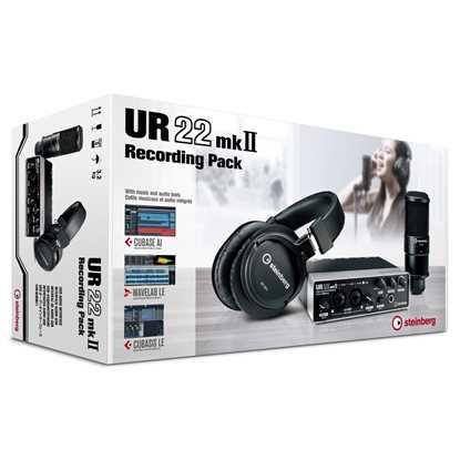 Steinberg UR22 mk2 Recording Pack