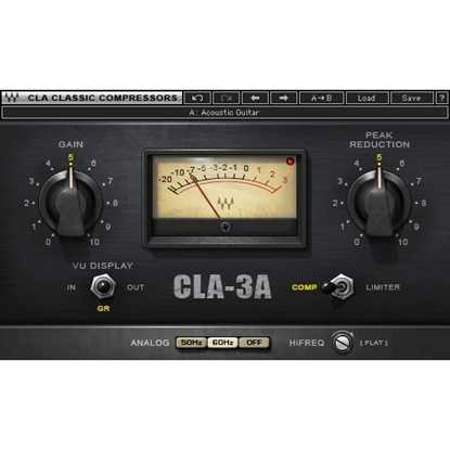 Waves CLA-3A Compressor/Limiter