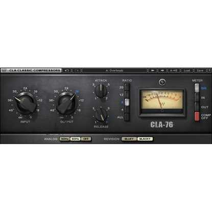 Waves CLA-76 Compressor/Limiter