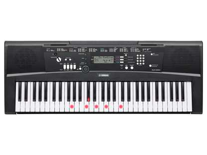 yamaha ez220 keyboard piano