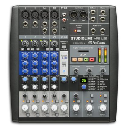 Bild på Presonus StudioLive AR8 USB