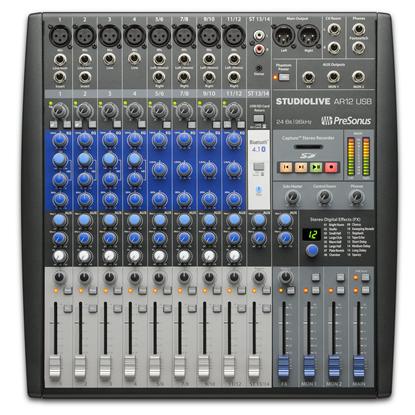 Bild på Presonus StudioLive AR12 USB