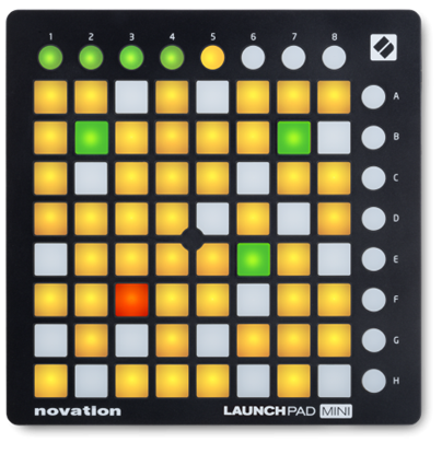 Bild på Novation Launchpad MINI mk II