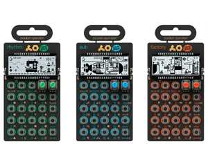 Bild för kategori Teenage Engineering Pocket Operators
