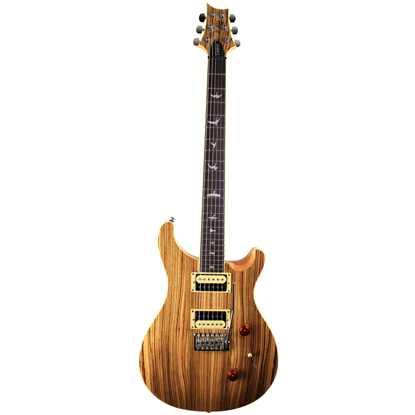 PRS Custom 24 Zebrawood