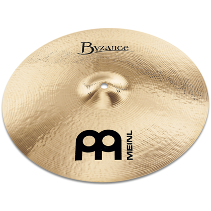 "Meinl 17"" Byzance Brilliant Thin Crash"