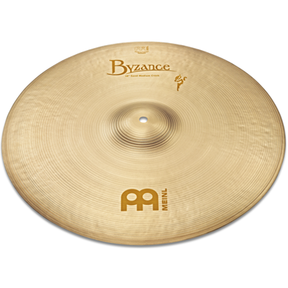 "Meinl 18"" Byzance Vintage Sand Medium Crash"