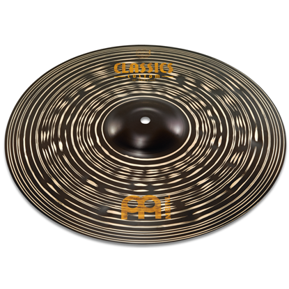 "Meinl 16"" Classics Custom Dark Crash"