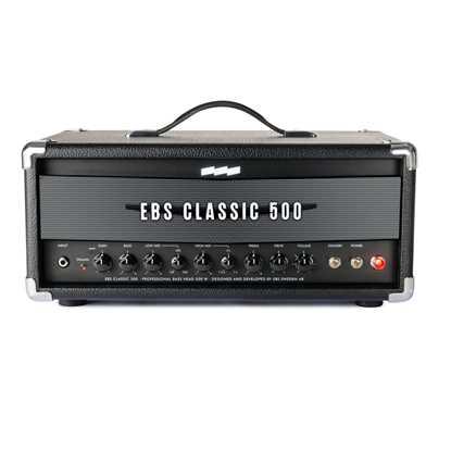 Bild på EBS CL500 EU Classic 500 Bass Head