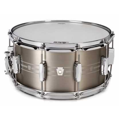 Bild på Ludwig Heirloom Stainless Steel Snare 14x7""