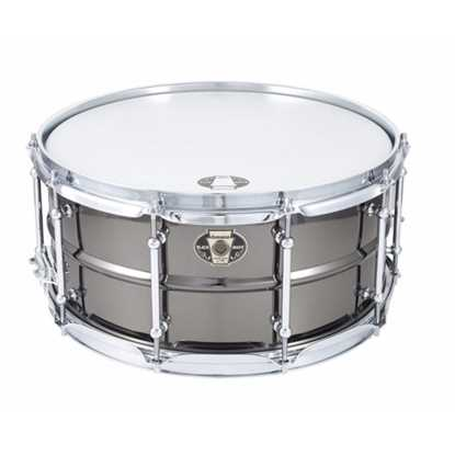 Bild på Ludwig Black Magic Snare 14x6,5""