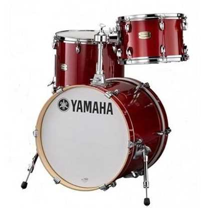 Bild på Yamaha Stage Custom Bop 18 - Cranberry Red