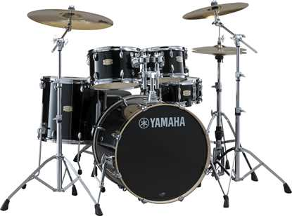 Bild på Yamaha Stage Custom 20 - Raven Black