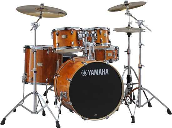 Bild på Yamaha Stage Custom 22 - Honey Amber