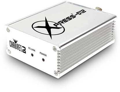 Bild på Chauvet DJ XPRESS 512 DMX-USB