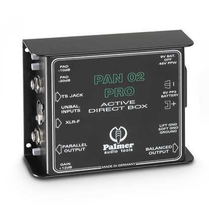 Bild på Palmer PAN 02 PRO DI Box active