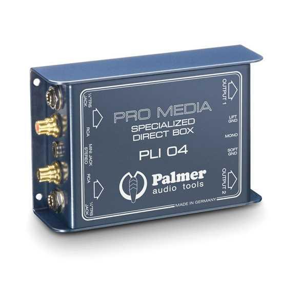 Bild på Palmer PLI 04 Media DI Box