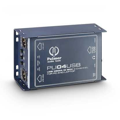 Bild på Palmer PLI 04 USB USB DI Box