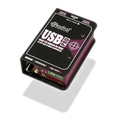 Bild på Radial USB-Pro