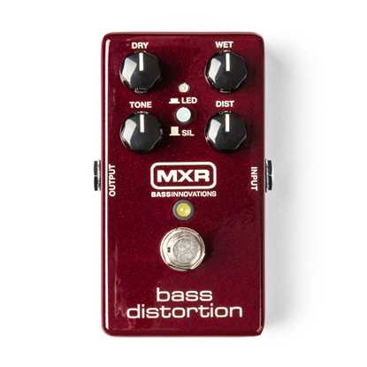 Bild på MXR M85 BASS DISTORTION