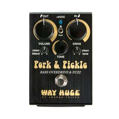 Bild på Way Huge WHE214 Pork Pickle Bass Overdrive Fuzz