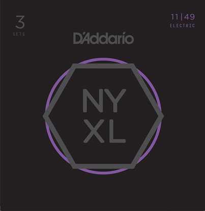 Bild på D'Addario NYXL1149-3P